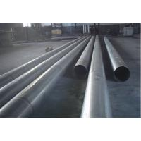 China Gr 1 Gr 2 Gr 3 Seamless Titanium Tube With 18000mm Length ASTM B861 wholesale
