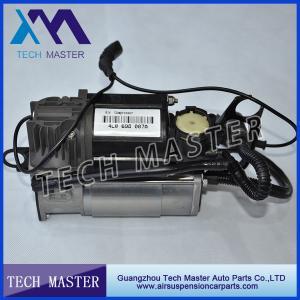 China Air Shock Suspension Compressor Pump For Audi Q7 Air Ride Compressor wholesale