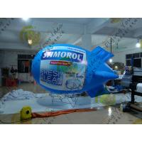 China Customized Inflatable Advertising Helium Zeppelin Durable For Trade Show wholesale