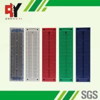 China White Printed Circuit Board Solderless Breadboard 2.54mm Pitch wholesale