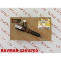 China CATERPILLAR C6.4 Diesel fuel injector 326-4700, 32F61-00062 for 320D Excavator wholesale