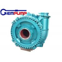 China 150E-L  ah slurry pump 1.8~2844 m3/h Flow Expeller seal Sealing type wholesale