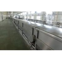 China 304 Stainless Steel Automatic Non-Fried Instant Noodle Making Machine Line wholesale