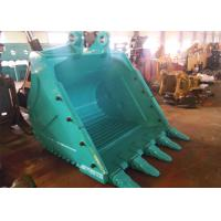 Quality Durable Multi Fingers Excavator Mud Bucket For Kobelco SK350LC Excavator for sale