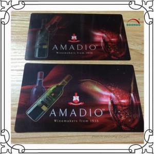 China Eco-friendly 3D Lenticular Business Cards 0.6mm PET Pantone Color wholesale