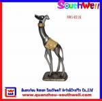 China Polyresin Giraffe Statues wholesale