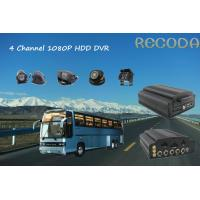 China HDD Mobile DVR Basic Model 4 Ch 4 / 3G Slim Card Security for Buses Coach Tractors Taxi wholesale