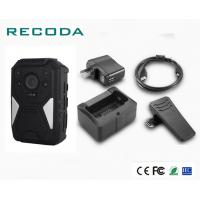 China Real Time WIFI 4G Body Camera Video GPS Tracking 1440P HD Fire Proof Wearable wholesale