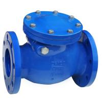 China DN 40-DN 800 Stainless Steel Check Valve Face To Face Ss Swing Check Valve wholesale