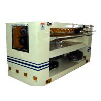 China Straight Knife Corrugated Cardboard Production Line Double Cross Cut Off Machine wholesale
