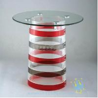 China acrylic living room center table wholesale