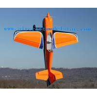 China Sbach342 150cc orange Professional balsa wood gas plane model manufactory wholesale