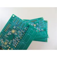 Buy cheap 4 layer PCB Built On FR-4 With 2 oz for each Layer and 4 microns Gold on Pads from wholesalers