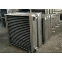 China Customized Size Finned Tube Heat Exchanger , Refrigerator Heat Exchanger wholesale