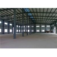 China China Factory Construction Frame Steel Structure Building Prefab House Workshop For Sale on sale