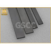 China Non Standard Carbide Wear Strips For Mountain Stone Working YG6X ZK30UF ZK30SF Etc wholesale