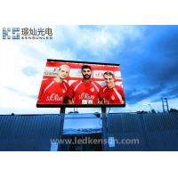 China High Resolution PH6MM SMD3535 Two Sided Led Outdoor Signs 110V - 240V wholesale