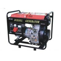 China 5kva air-cooled single cylinder diesel engine generators supply from china factory wholesale