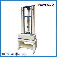 China 30KN, 40KN, 60KN Optional Tensile Testing Instrument With 0.5~500mm/min Speed on sale
