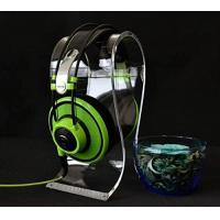 Quality High transparent Acrylic Display Holders / headphone display holders for sale