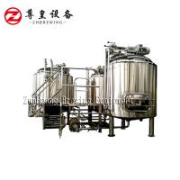 China High Performance Craft Beer Equipment Semi Automatic For Micro Beer Factory wholesale