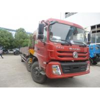 China hot sale best price Dongfeng 6*2 13ton Truck mounted crane(CLW5251JSQ3), dongfeng 210hp 13tons truck with crane for sale wholesale