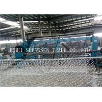 Buy cheap Blood Protection Gabion Stone Cage Wire Mesh from wholesalers