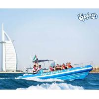 China France Orca Hypalon Inflatable Rib Boat Rib960C 32 Feet Blue Color For Tourist wholesale