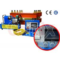 China Electric Conveyor Belt Vulcanizing Equipment , 60 Inch Hot Vulcanizing Machine wholesale