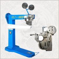 China Semi Automatic Carton Box Making Machine , Manual Carton Stapler on sale
