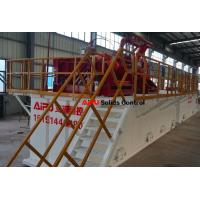 China Supply the high quality drilling mud solids control system for oil rig wholesale