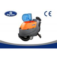 China Dycon ISSA member Manufacturer Floor Cleaner , Floor Scrubber Dryer Machine With Two Floor Scrubber wholesale