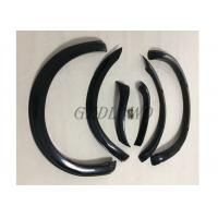 China Smooth Black OE Style Wheel Arch Flares For Ford Ranger Wildtrak 2015 - 2018 wholesale