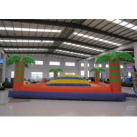 China Indoor Playground Inflatable Sports Games Soft Inflatable Climbing Mountain 12 X 8m on sale