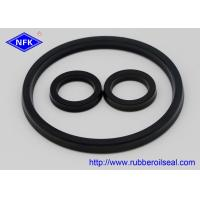 China High Pressure Rubber Oil Seals , Rubber Hydraulic Industrial Oil Seals Durable on sale