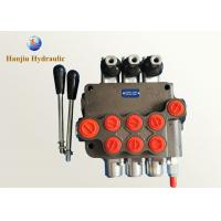 Buy cheap Hydraulic Monoblock Valve for open and closed centre hydraulic systems from wholesalers