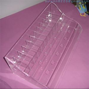 China clear acrylic storage boxes wholesale