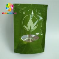 China Glossy Printed Stand Up Pouches Aluminum Foil For Tea Packaging wholesale
