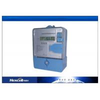 China Prepaid Electronic Energy Meter  / Watt Meter Multi-Tariff Calculation LCD with RS485 wholesale