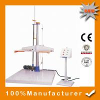 China Single Arm Drop Test Machine / Free Fall Drop Tester For Packaged Freight on sale