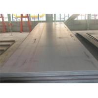 China Brushed Stainless Steel SS Plate , 430 Low-Carbon Plain Chromium Ferritic Stainless Steel wholesale