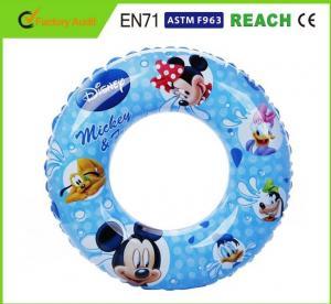 Dia 100cm Inflatable Swim Ring Mickey / Minnie Disney Pool Toys Swim Set