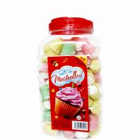 China Mini Cake In Jar Nice Taste Marshmallow Sweets , Funny Shape And Colorful wholesale