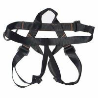 China Area Work Half Body Safety Harness Good Wear Resistance Long Service Life on sale