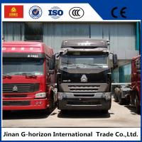 China Prime Mover Truck 371HP Euro2 Standard Emission A7-G Cab truck head tractor truck wholesale