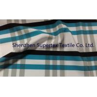 China Polyester Poplin Elastic Stretch Fabric with all over Paper Print wholesale