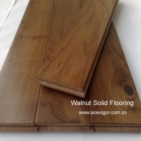 China American Walnut Solid Flooring wholesale