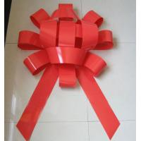 Quality Weding car Gift pull Bow ribbon for wedding car , large gift loop bows for for sale