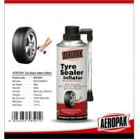China Puncture Preventative Emergency Tyre Repair , 500ml Tire Inflator Sealer  wholesale