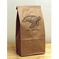 China Sea Turtle Lunch Bags Paper Bags Vacation Supplies Food Storages on sale